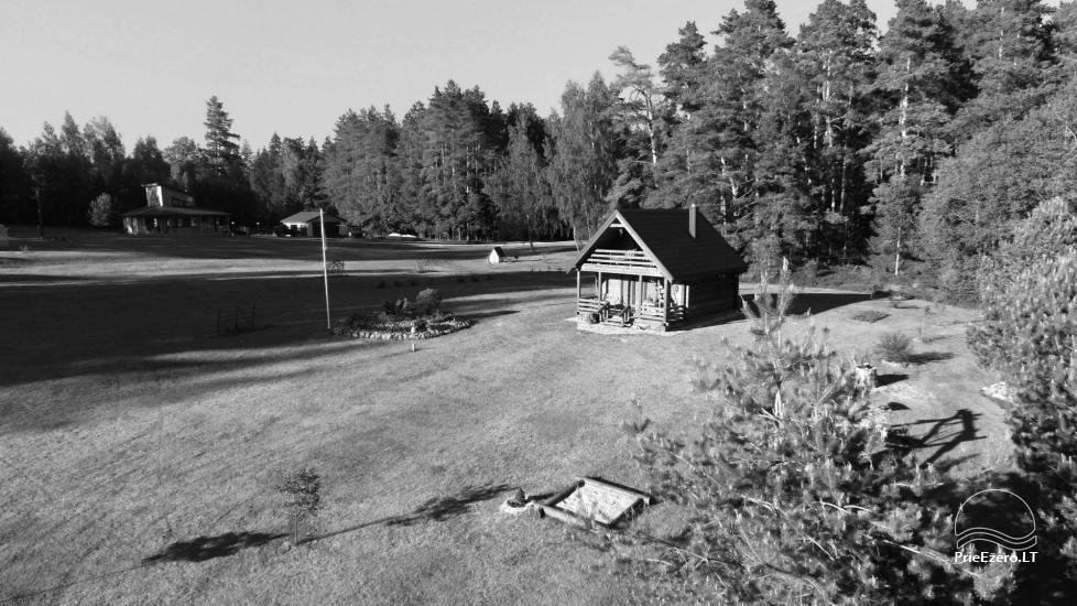 Lauku sēta pie Zarasai novada ezera Dumblynė - 14