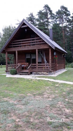 Lauku sēta pie Zarasai novada ezera Dumblynė - 2