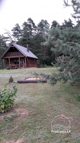 Lauku sēta pie Zarasai novada ezera Dumblynė - 5