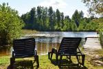 E & M sēta Utena reģions, mierīgas brīvdienas pie ezera - 2
