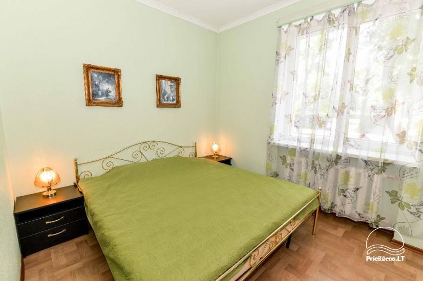 Dzīvoklis Park Apartment  Klaipēdā, Lietuvā - 4