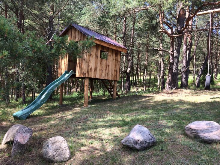 Kempinga un pirts noma pie Ilgis ezera Alytu reionā - 4