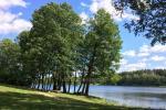 Kempinga un pirts noma pie Ilgis ezera Alytu reionā - 9