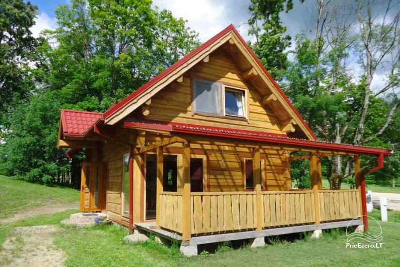Lauku sēta Ignalinas rajonā pie ezera Pakalas - 9