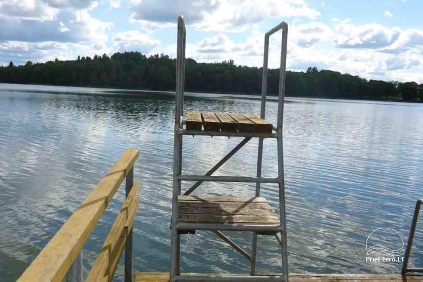 Lauku sēta Ignalinas rajonā pie ezera Pakalas - 11