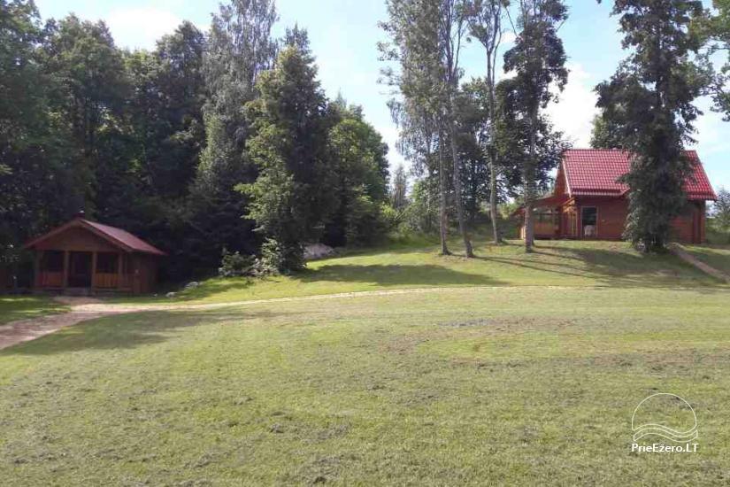 Lauku sēta Ignalinas rajonā pie ezera Pakalas - 7
