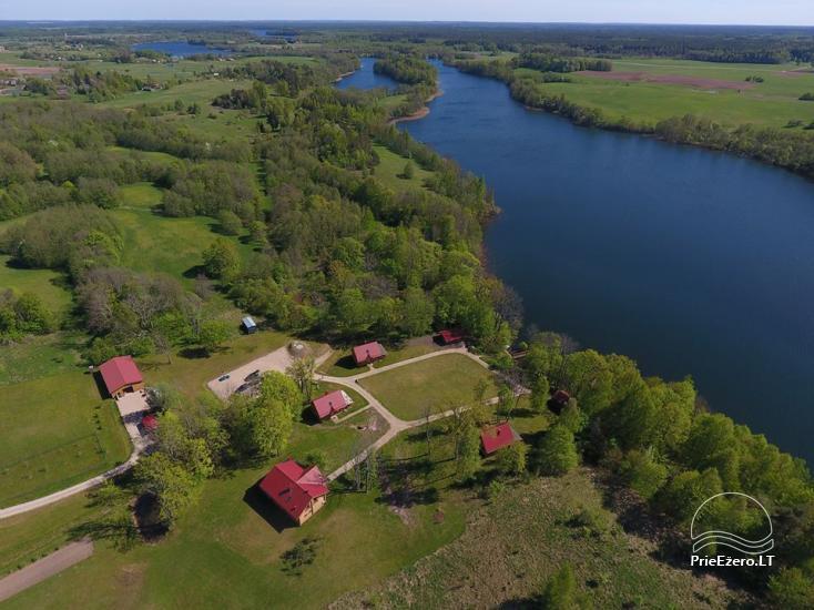 Lauku sēta Ignalinas rajonā pie ezera Pakalas - 2