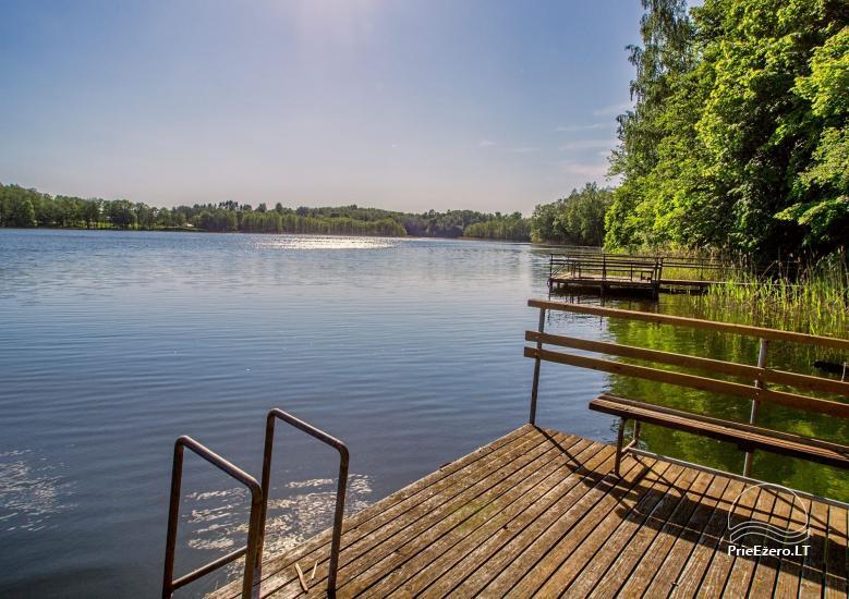 Lauku sēta Ignalinas rajonā pie ezera Pakalas - 6