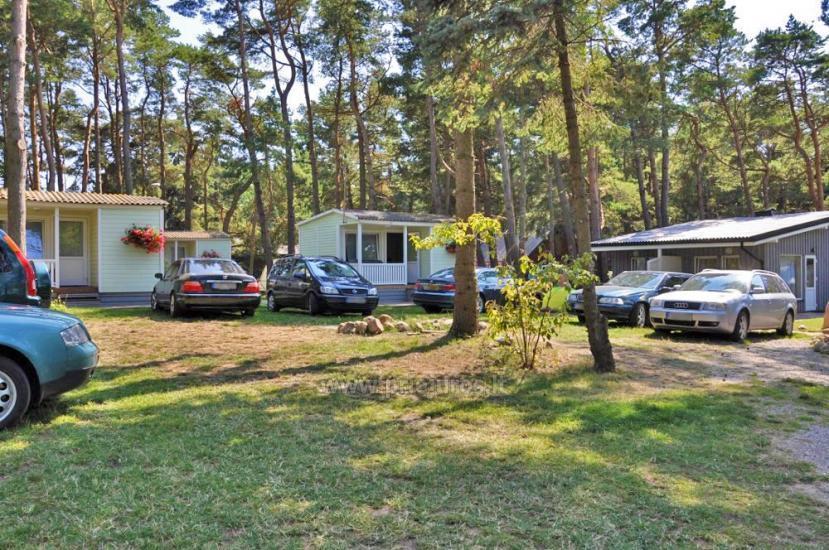 Brīvdienu mājiņas Undinele pie upes Sventoji - 7