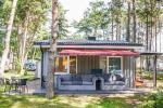 Brīvdienu mājiņas Undinele pie upes Sventoji - 9