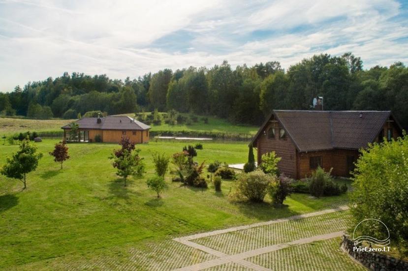 Lauku sēta Stirnamis Moletai rajona, Lietuva - 36