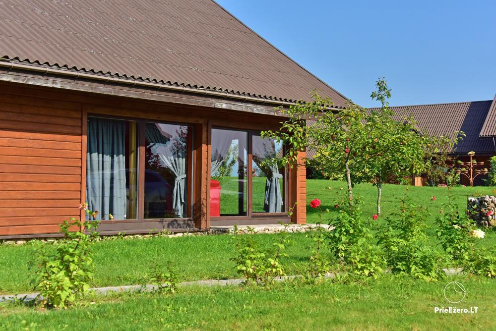 Lauku sēta Stirnamis Moletai rajona, Lietuva - 22