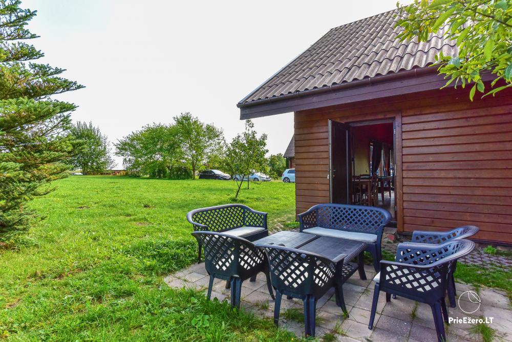 Lauku sēta Stirnamis Moletai rajona, Lietuva - 14