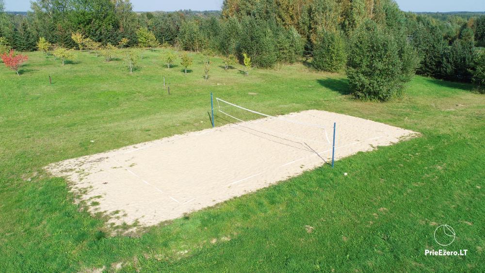 Lauku sēta Stirnamis Moletai rajona, Lietuva - 6