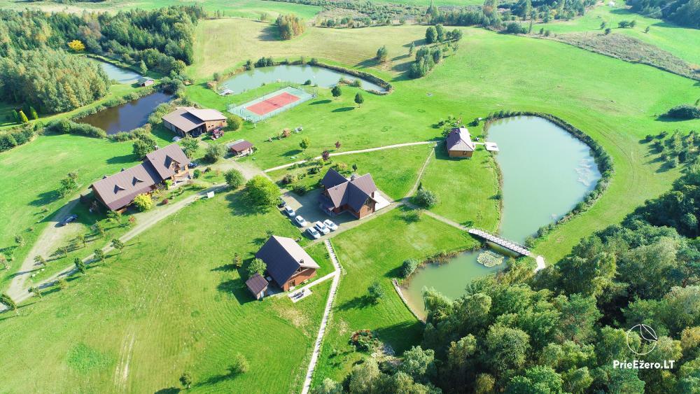 Lauku sēta Stirnamis Moletai rajona, Lietuva - 2