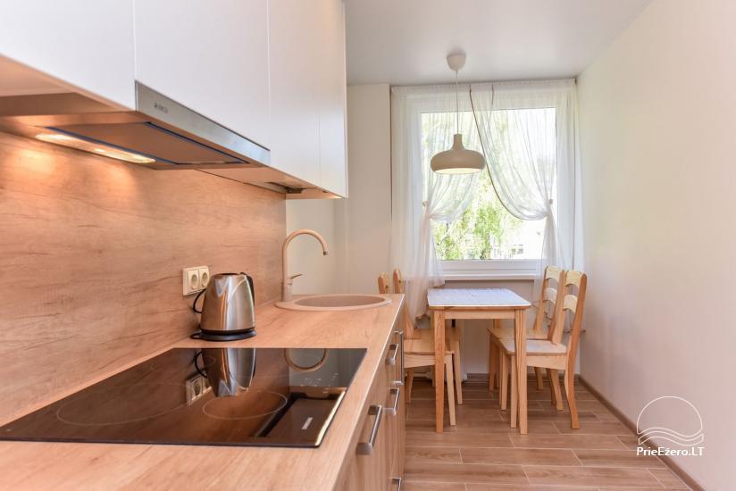 Divu un trīs istabu dzīvoklis Druskininkos - 36