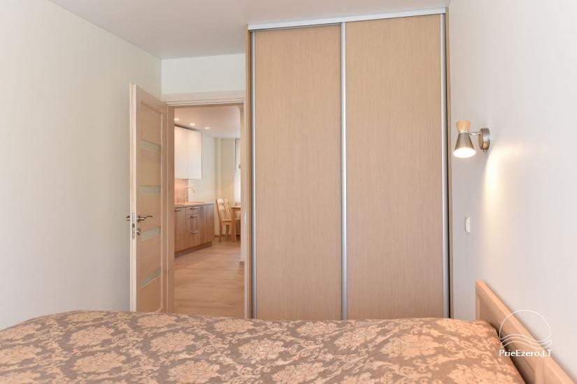 Divu un trīs istabu dzīvoklis Druskininkos - 35