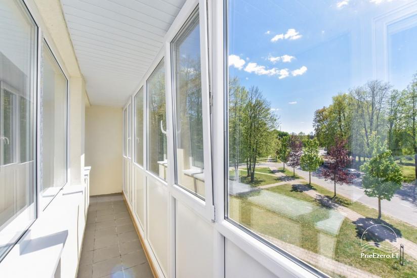Divu un trīs istabu dzīvoklis Druskininkos - 39