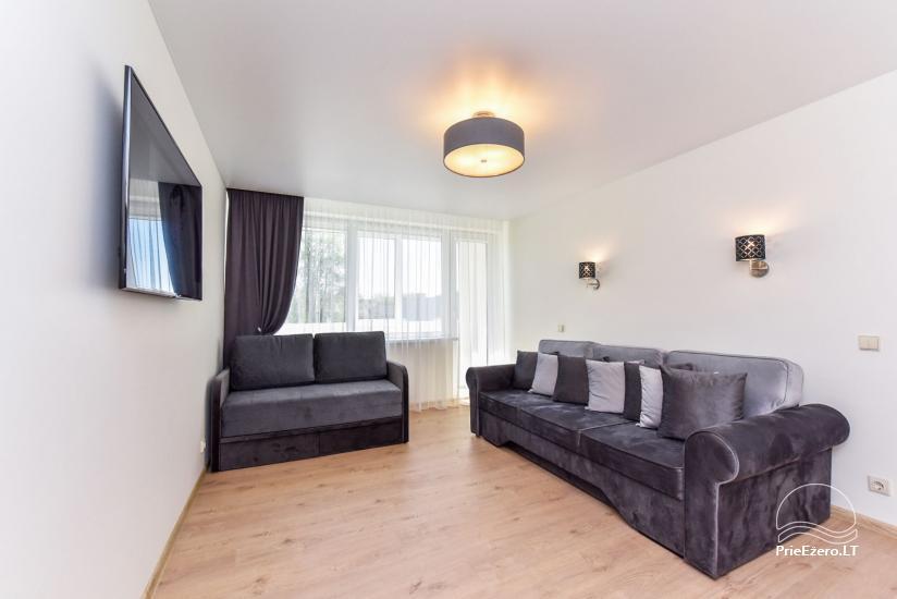 Divu un trīs istabu dzīvoklis Druskininkos - 33