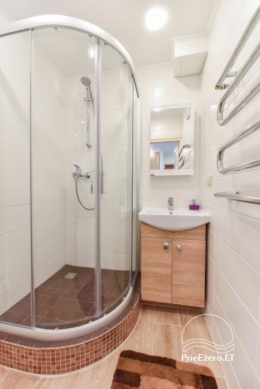Divu un trīs istabu dzīvoklis Druskininkos - 40
