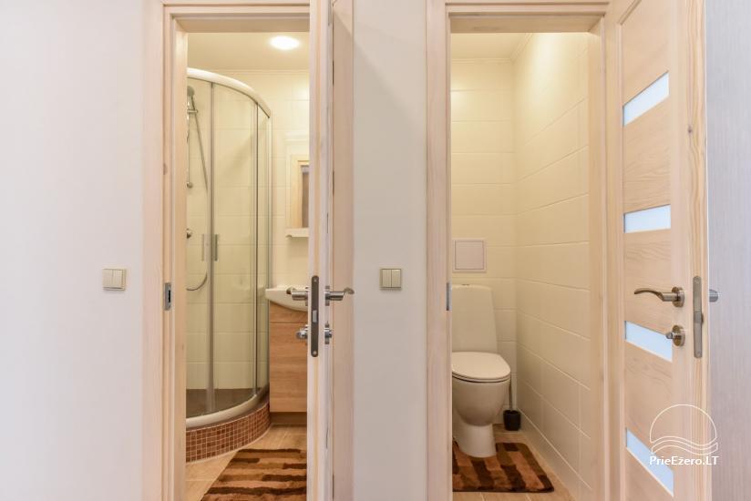 Divu un trīs istabu dzīvoklis Druskininkos - 41