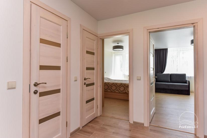 Divu un trīs istabu dzīvoklis Druskininkos - 38