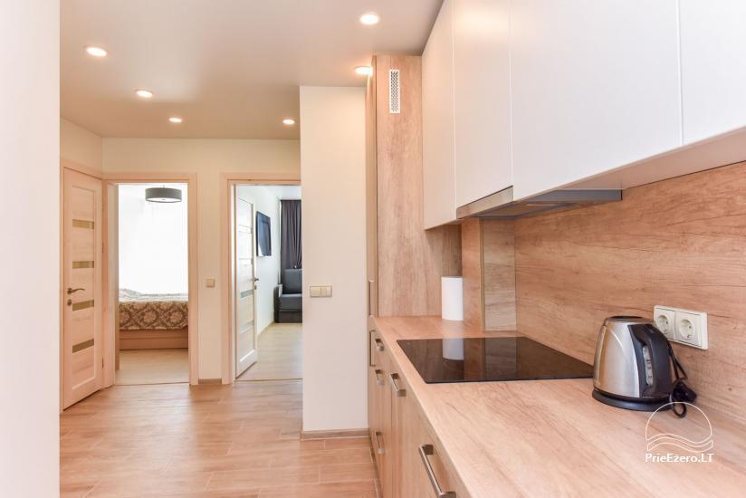 Divu un trīs istabu dzīvoklis Druskininkos - 37