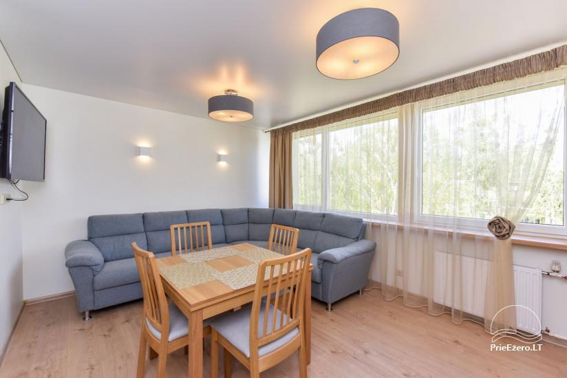 Divu un trīs istabu dzīvoklis Druskininkos - 3