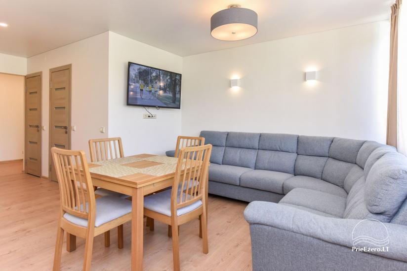 Divu un trīs istabu dzīvoklis Druskininkos - 4