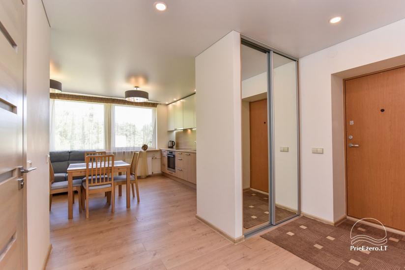 Divu un trīs istabu dzīvoklis Druskininkos - 6