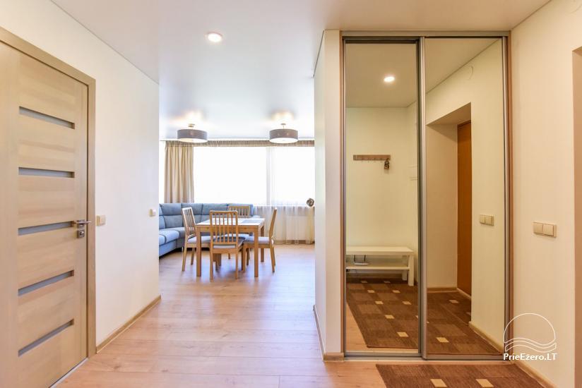 Divu un trīs istabu dzīvoklis Druskininkos - 7