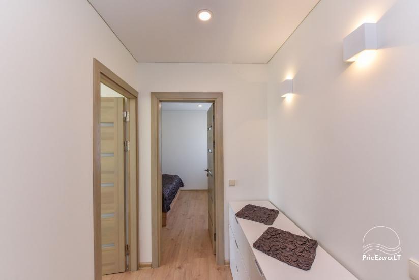 Divu un trīs istabu dzīvoklis Druskininkos - 12