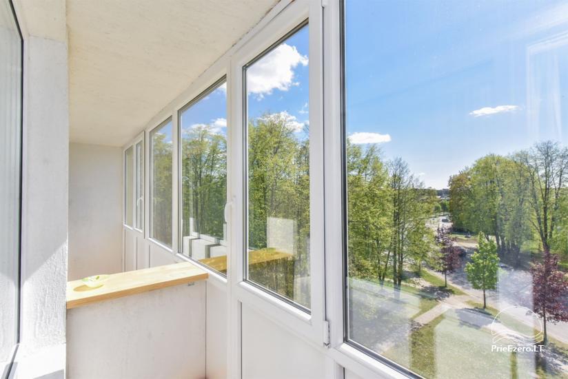 Divu un trīs istabu dzīvoklis Druskininkos - 13