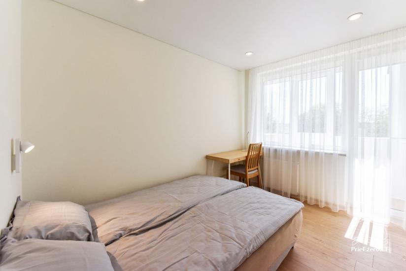 Divu un trīs istabu dzīvoklis Druskininkos - 19