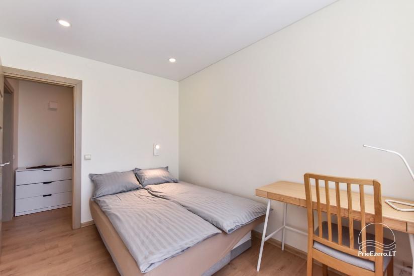 Divu un trīs istabu dzīvoklis Druskininkos - 20