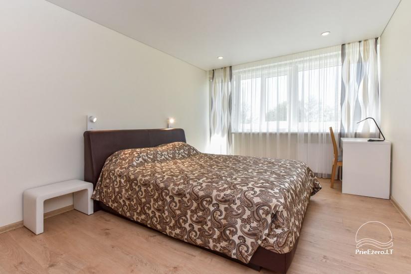 Divu un trīs istabu dzīvoklis Druskininkos - 15