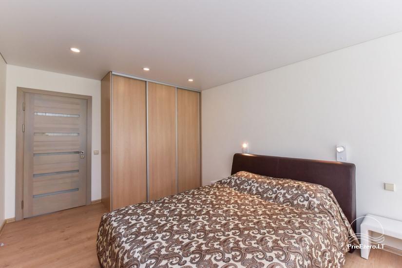 Divu un trīs istabu dzīvoklis Druskininkos - 16