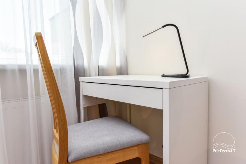Divu un trīs istabu dzīvoklis Druskininkos - 18