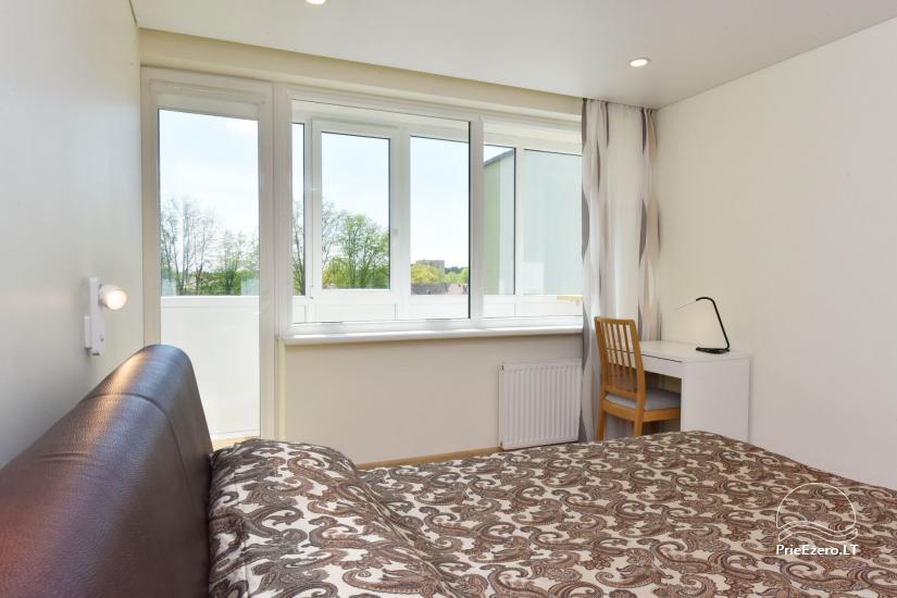 Divu un trīs istabu dzīvoklis Druskininkos - 17