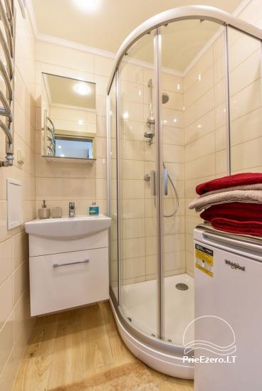 Divu un trīs istabu dzīvoklis Druskininkos - 21
