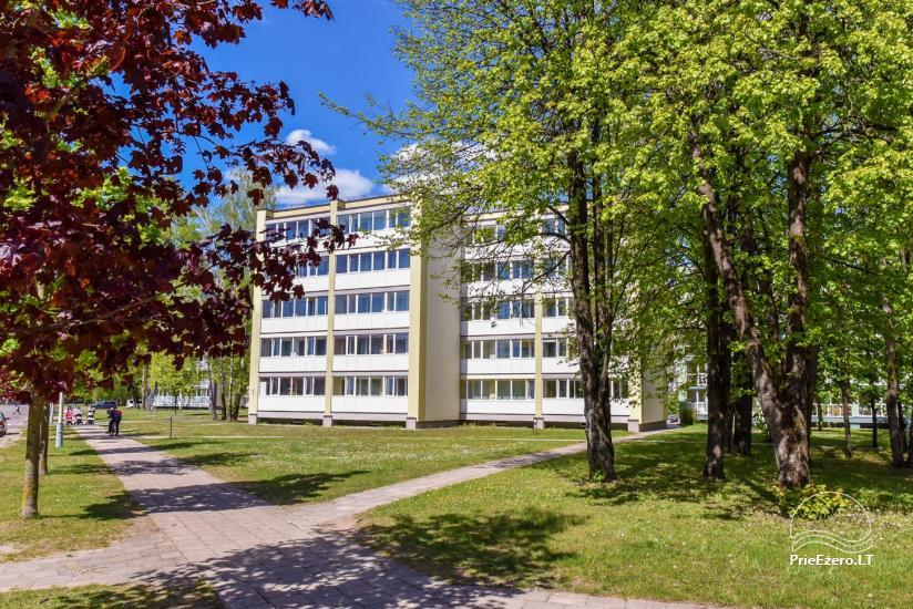 Divu un trīs istabu dzīvoklis Druskininkos - 42
