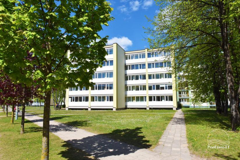Divu un trīs istabu dzīvoklis Druskininkos - 44