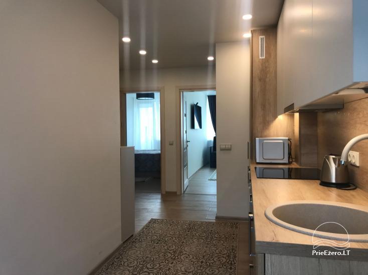 Divu un trīs istabu dzīvoklis Druskininkos - 23