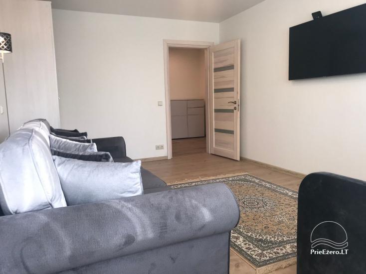 Divu un trīs istabu dzīvoklis Druskininkos - 24