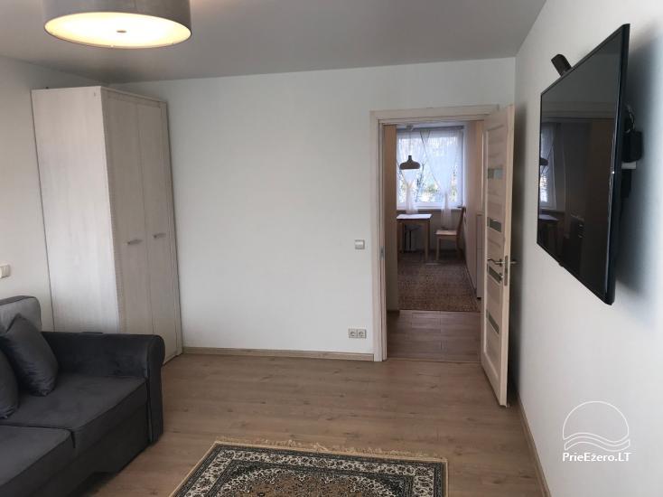 Divu un trīs istabu dzīvoklis Druskininkos - 26