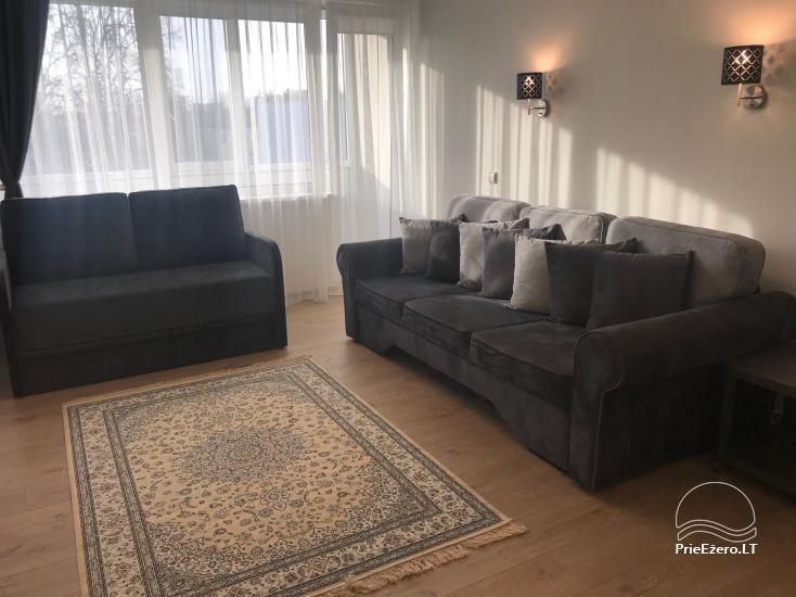 Divu un trīs istabu dzīvoklis Druskininkos - 27