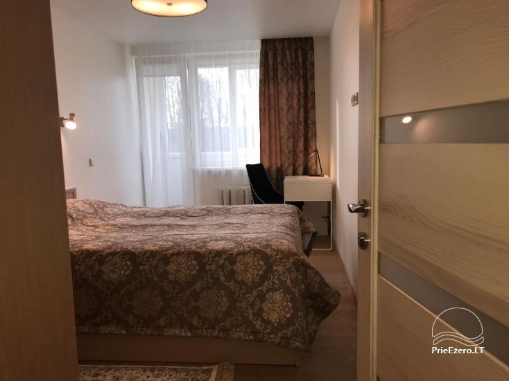 Divu un trīs istabu dzīvoklis Druskininkos - 30