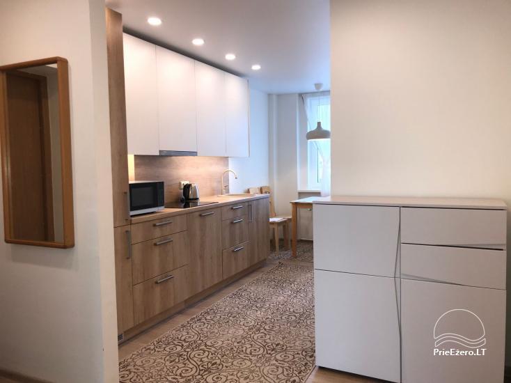 Divu un trīs istabu dzīvoklis Druskininkos - 31