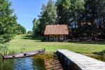 Rimanto lauku tūrisma viensēta ģimenes brīvdienu vai mierīgu atpūtu