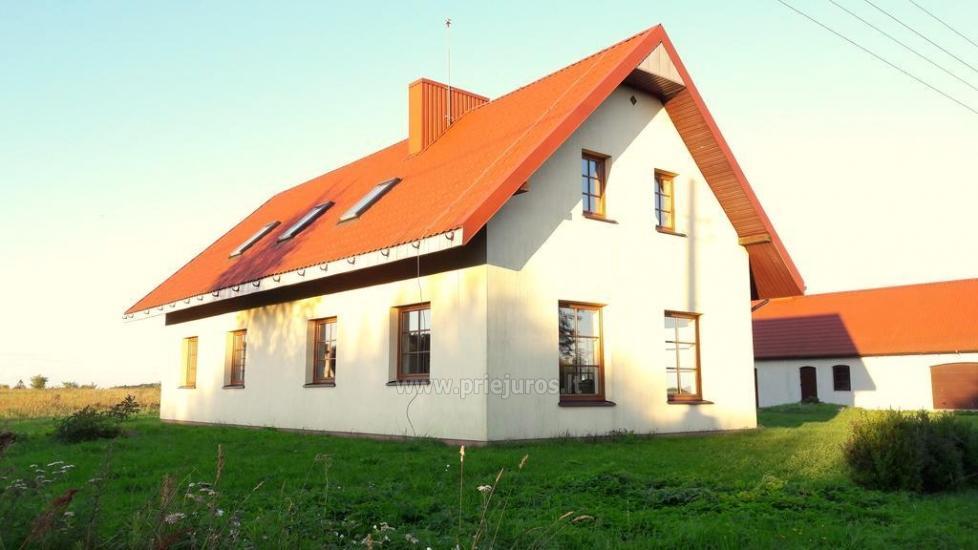 Četras guļamistabas māja Sturmai ciemā - 3